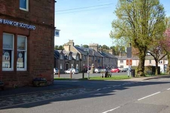 Newcastleton Square