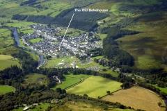 Newcastleton Aerial  Photo